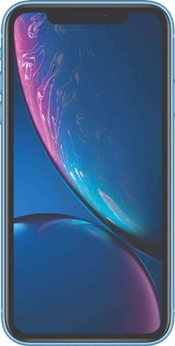 Renewd iPhone XR - blauw - 64GB