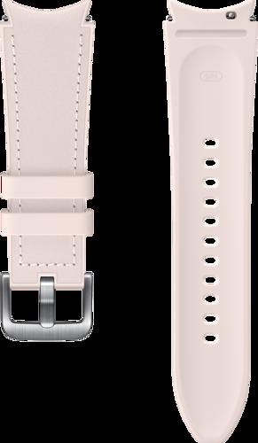 Samsung Hybrid Band (20mm, S/M) - Roze - voor Samsung Galaxy Watch 4
