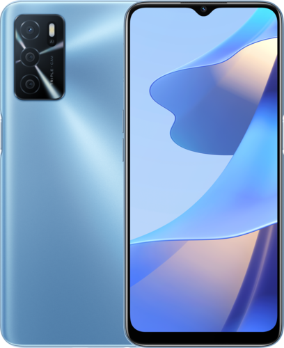 OPPO A16 - Pearl Blue