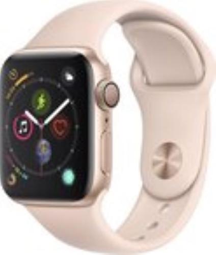 Renewd Apple Watch Series 4 - gold/pink - 40mm