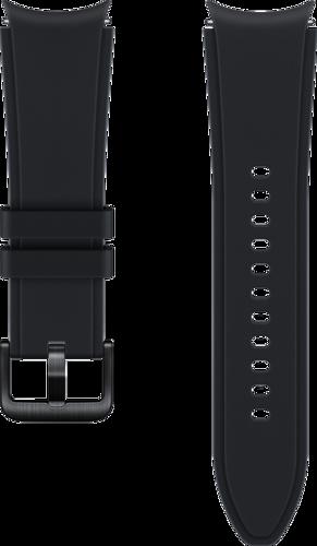 Samsung Hybrid Band (20mm, S/M) - Zwart - voor Samsung Galaxy Watch 4