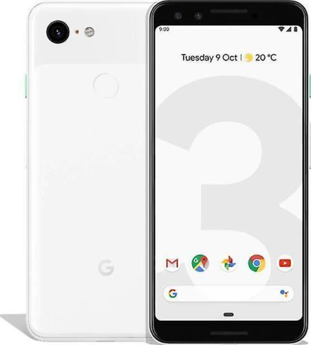Renewd Google Pixel 3 - Clearly White - 64GB