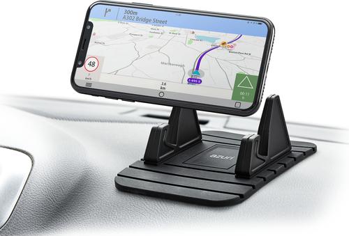 Azuri universal dashboard holder - zwart