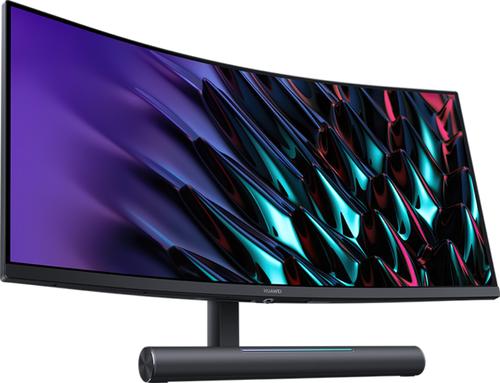 "Huawei Mateview 34"" display with soundbar - black"