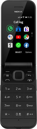 Nokia 2720 - zwart - dual sim