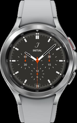 Samsung Galaxy Watch 4 46mm Classic - zilver