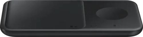 Samsung Wireless Charger Duo (met TA) - fast + watch charging (max 9W) - zwart