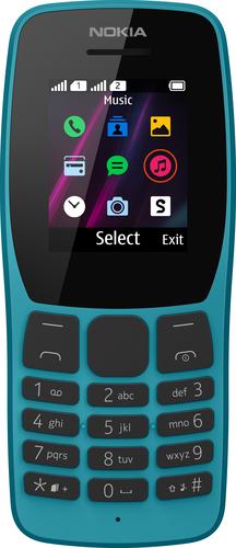 Nokia 110 DS  - Blauw