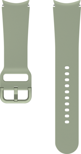 Samsung Sport Band (20mm, M/L) - Olijfgroen - voor Samsung Galaxy Watch 4