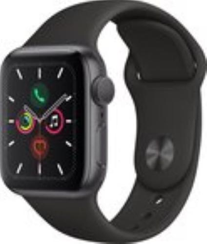 Renewd Apple Watch Series 5 - space gray/black - 40mm