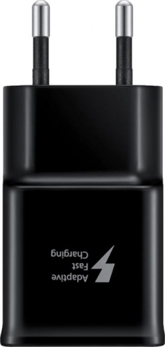 Samsung universele USB-A lader - zwart - snel laden (15W)