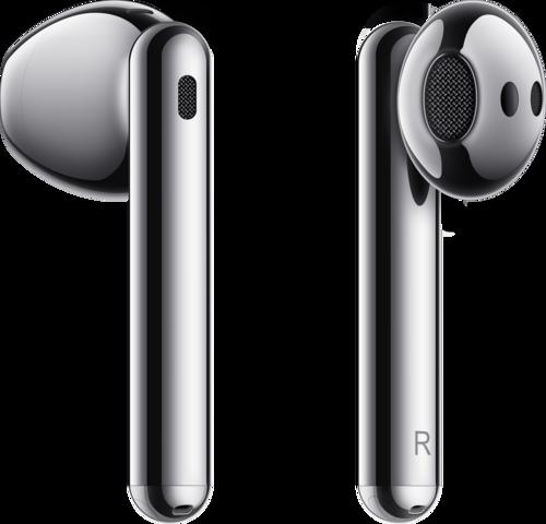 Huawei Freebuds 4 wireless earphones - in-ear - Silver Frost