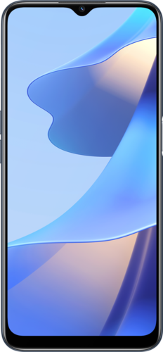 OPPO A16 - Crystal Black