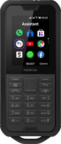 Nokia 800 Tough Dual Sim - zwart