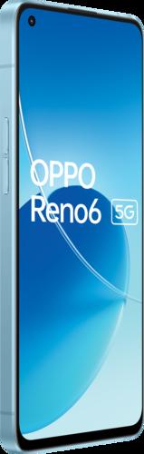 OPPO Reno6 - 5G - Arctic Blue