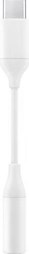 Samsung USB-C naar 3.5 mm Hoofdtelefoon Jack Adapter  - wit