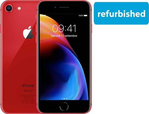 Renewd iPhone 8 - rood - 64GB