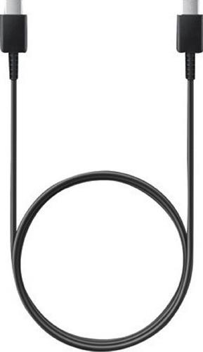 Samsung datakabel USB-C to USB-C  - zwart