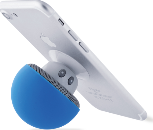 Funtastix Mushroom Bluetooth Speaker - blauw