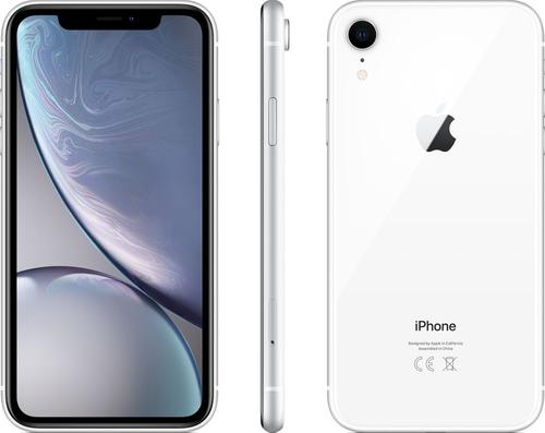 Renewd iPhone XR - wit - 64GB