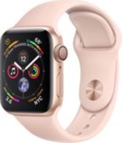 Renewd Apple Watch Series 4 - gold/pink - 44mm