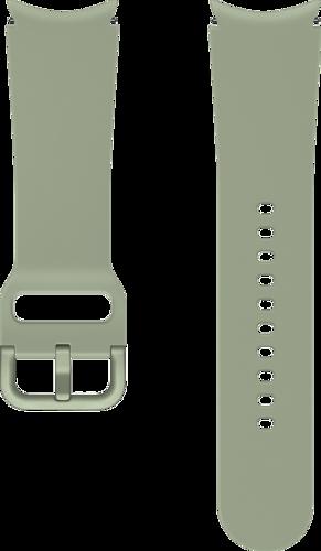 Samsung Sport Band (20mm, S/M) - olijfgroen - voor Samsung Galaxy Watch 4