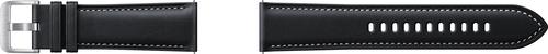 Samsung Ridge Sport Band (20mm, S/M) - Zwart - voor Samsung Galaxy Watch 3