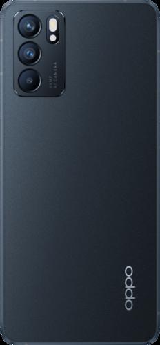 OPPO Reno6 - 5G - Stellar Black