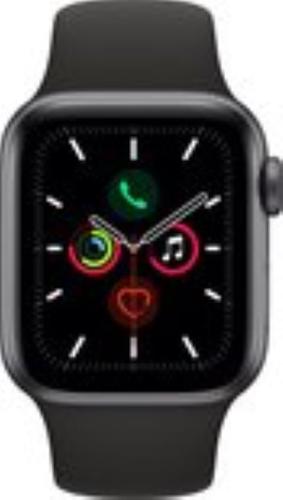 Renewd Apple Watch Series 5 - Space Gray/Black - 44mm