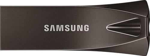 Samsung Bar plus 32 GB on the go - met USB aansluiting - grijs