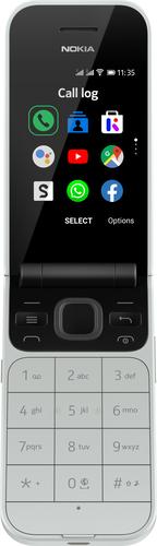 Nokia 2720 - grijs - dual sim