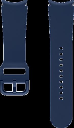 Samsung Sport Band (20mm, S/M) - navy blauw - voor Samsung Galaxy Watch 4