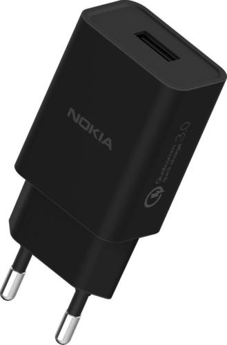 Nokia 18W Wall Charger EU (AD-18WE) - zwart